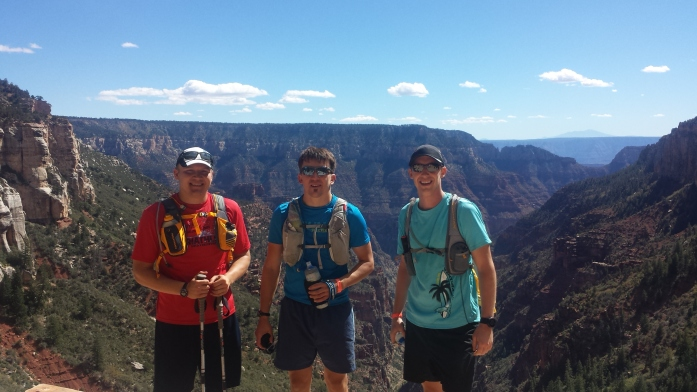 Running the Grand Canyon Rim to Rim